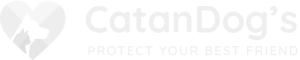 CatanDog's Romania Logo White